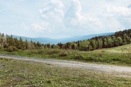 rowery MTB single track Zajęcznik Świeradów-Zdrój