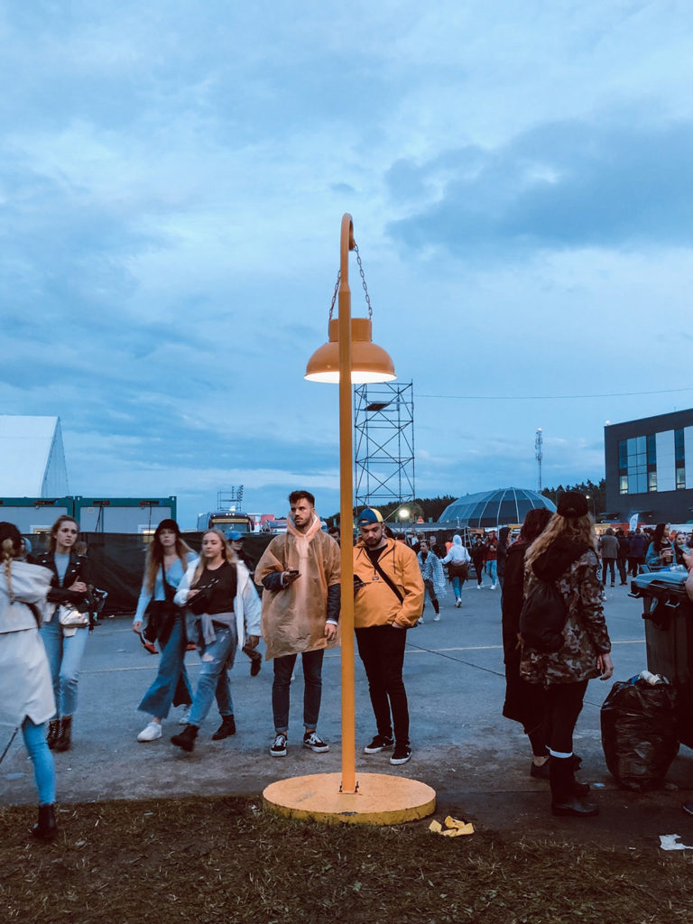 Open'er 2019 miasteczko festiwalowe