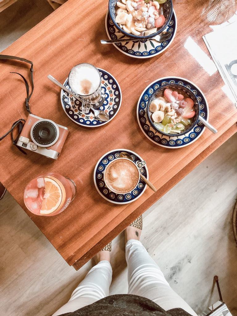 Kawiarnia Haffnera30 Sopot Trójmiasto 5 acai bowl śniadanie