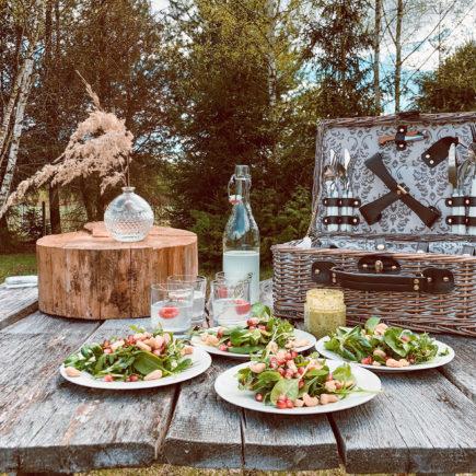 piknik dla początkujących - menu piknikowe